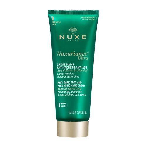 Nuxe-nuxuriance-ultra-anti-dark-spot-pigmentfolt-halvanyito-es-borfiatalito-kezkrem-uj